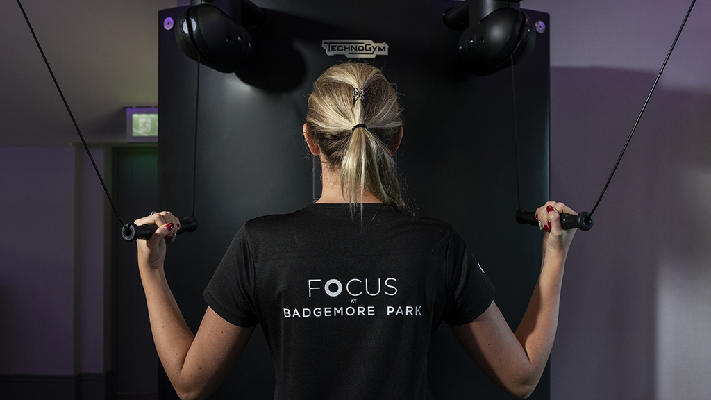 Techno Gym Henley-on-Thames TRX at Badgemore Park FOCUS gym