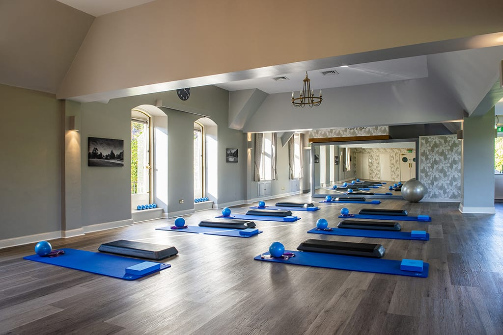 Yoga classes in Henley-on-Thames at Badgemore Park's FOCUS gym