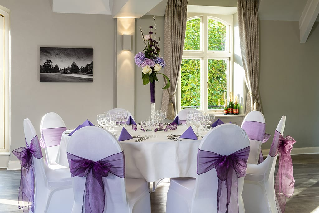 Wedding venues in Henley-on-Thames, Oxfordshire at Badgemore Park
