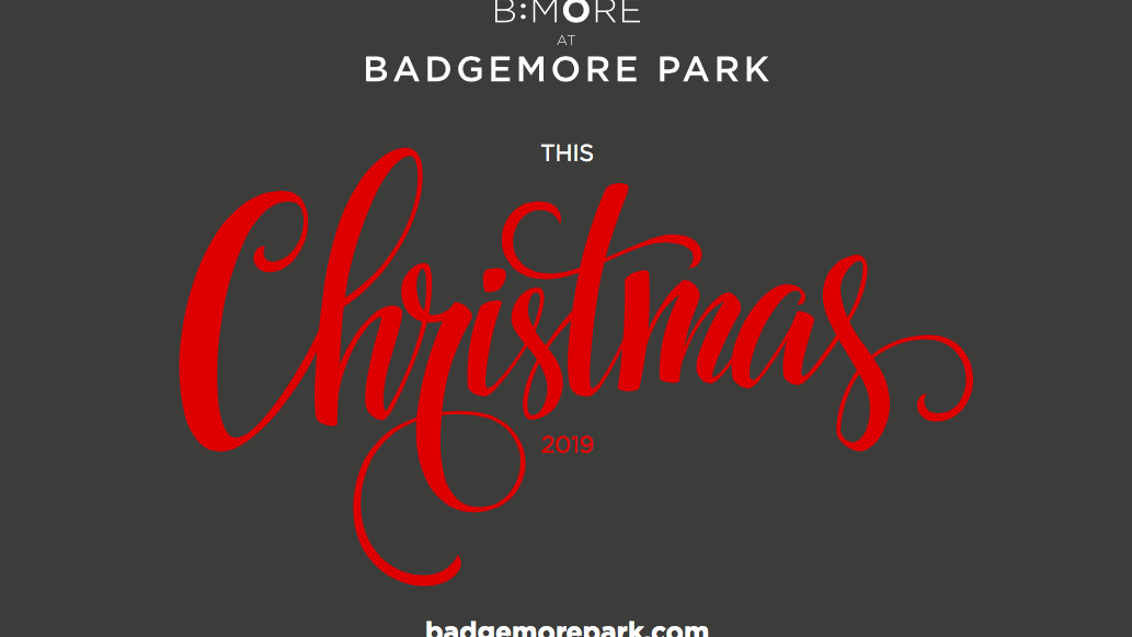Book Christmas Party at Badgemore Park Henley-on-Thames